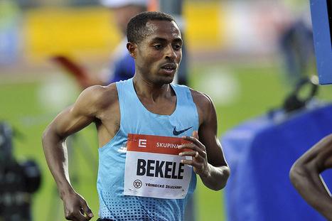 Atletismo: Bekele estreia-se na maratona em Paris | Running Anywhere | Scoop.it