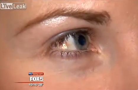 Le bijou implanté dans l'œil — WTF Beauté | Bijoux Extraordinaires | Scoop.it