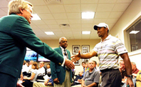 Iconic Sports Shooter Rusty Jarrett on Photographing the Masters | How To Take Better Photographs | Scoop.it