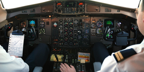 It's Truly Terrifying That Some Pilots Earn Minimum Wage | LibertyE Global Renaissance | Scoop.it