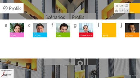 Visitez avec nous L'Explorer Microsoft : un concept domotique sous Windows 8 | Domotique, Votre maison connectée | Scoop.it