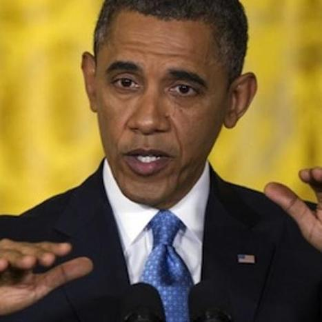 Obama begins second term with 51 percent approval: Poll   ObamaEngishAssignment   Scoop.it