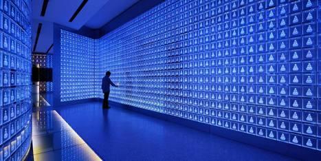El futurista mundo funerario de Tokio | Arquitectura, Eficiencia Energética y Certificación Energética | Scoop.it
