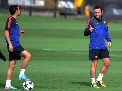 Xavi and Cristian Tello join Lionel Messi on the Barcelona injury list - The Independent   Noticias deportivas   Scoop.it