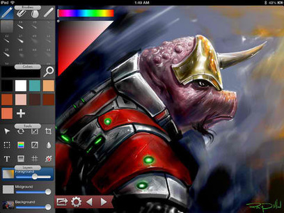 With Customizable Brushes And Tools, Inkist For iPad Brings Out The Artist In You | Go Go Learning | Scoop.it