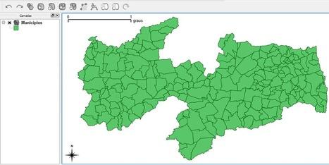 Trabalhando com Favoritos Geográficos no QGIS | Materiais didáticos: QGIS | Scoop.it