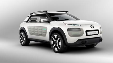 Citroën Cactus : présentation au salon de Francfort - Automobile Propre   Marketing et Automobile   Scoop.it