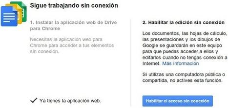 10 útiles características de las nuevas hojas de cálculo de Google Drive | Herramientas Educativas 2.0 | Scoop.it