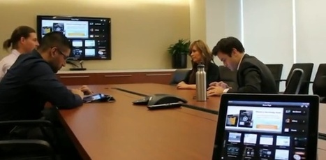 Apple TV Goes From the Living Room To The Boardroom | Cult of Mac | Curtin iPad User Group | Scoop.it