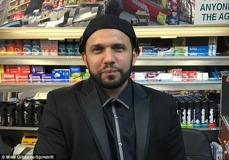 Shopkeeper stabbed to death in religious attack by fellow Muslim | The Pulp Ark Gazette | Scoop.it