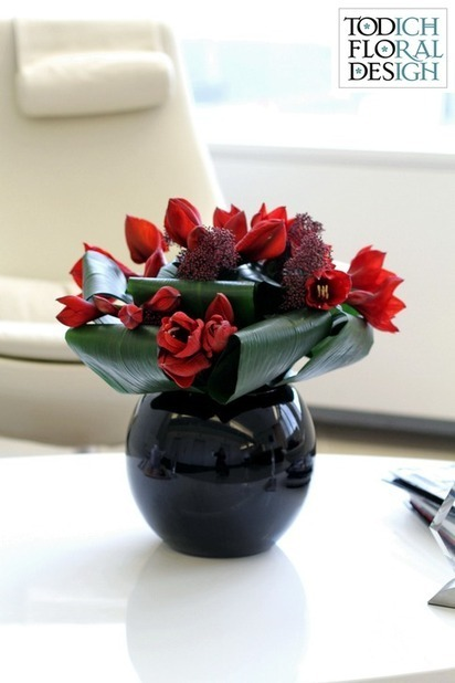 Brighten up your office with corporate flowers and plants by top flower shops in London!   Corporate Flowers London   Scoop.it