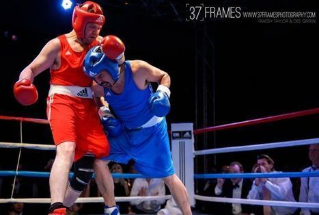 Executive Boxing Takes Corporate Rivalry to a New Level | Strange days indeed... | Scoop.it