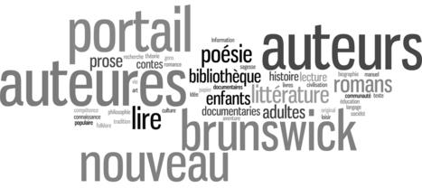 Les bibliothèques lancent le Portail des auteurs du Nouveau-Brunswick | LibraryLinks LiensBiblio | Scoop.it