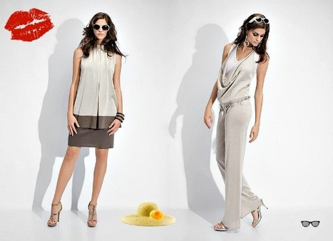 Ivana Maiolati Collection Spring Summer 2012 | Le Marche & Fashion | Scoop.it