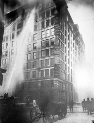 The 1911 Triangle Shirtwaist Factory Fire tragedy | CROSS COUNTRY AND WINTER TRACK MIKE BUSARELLO | Scoop.it