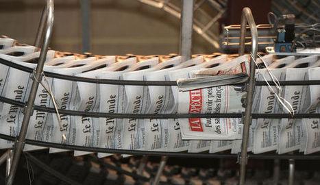 Le Parisien, Libération et Le Monde augmentent leur prix de vente | E-Transformation des médias (TV, Radio, Presse...) | Scoop.it