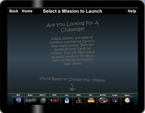 Design and Launch Virtual Rockets in Your Web Browser | iwb's | Scoop.it