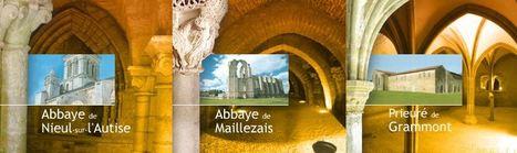 Les Abbayes du Sud Vendée | Revue de Web par ClC | Scoop.it