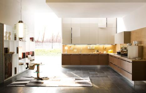 Home Interior Design & Decor: Contemporary Kitchen Design | media bust | Scoop.it