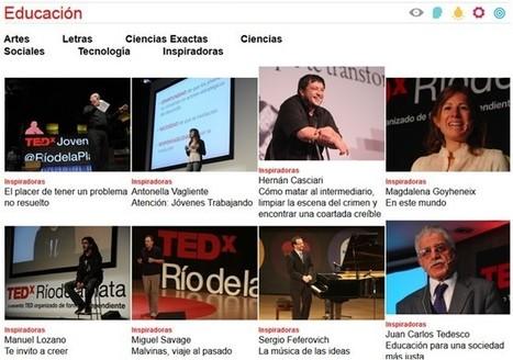 Inspirar la enseñanza y el aprendizaje: TEDxRío de la Plata Educación | LabTIC - Tecnología y Educación | Scoop.it