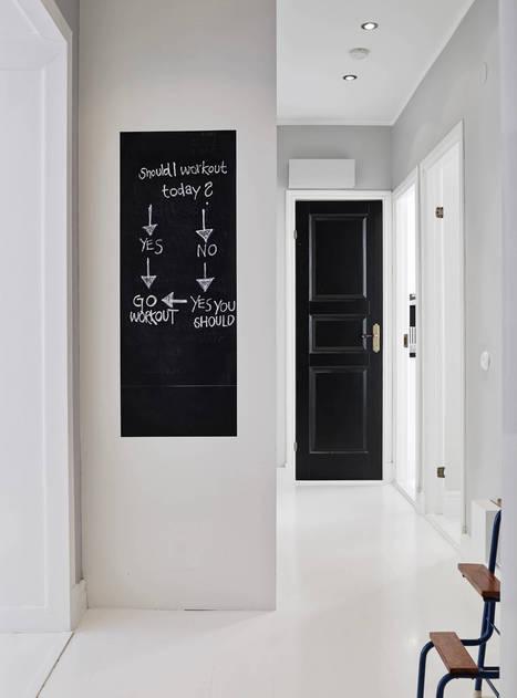 Les murs ont des visages | PLANETE DECO a homes world | Décoration et Peinture | Scoop.it