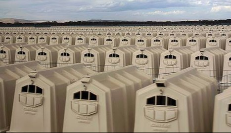 The Dark Secret Of Massive Dairy Farms, In One Photo | Nature Animals humankind | Scoop.it