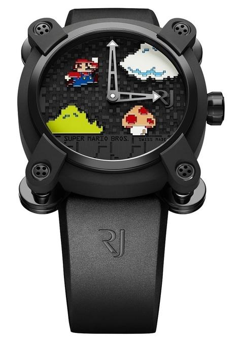 Romain Jerome Super Mario Bros. Watch | aBlogtoWatch | Heron | Scoop.it