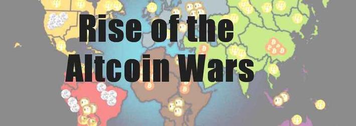 Rise of the Altcoin Wars - Bitcoin Magazine   money money money   Scoop.it