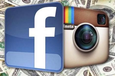 Les Photos sur Instagram appartiennent à Facebook #SMO #Ereputation | L'E-Réputation | Scoop.it