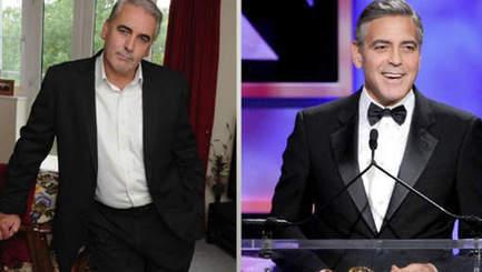 Il propose au sosie de Clooney de coucher avec sa femme   SeXtoNews   Scoop.it