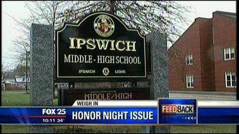 Principal cancels Honors Night in exchange for all-inclusive assembly | It's Show Prep for Radio | Scoop.it