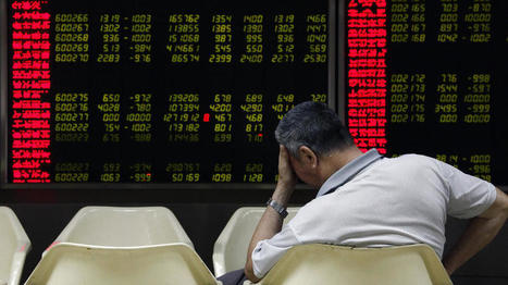 Chinese stocks slump 7.6%, but other Asian markets rise | News, analysis and forecasts, Business news, business trends, money and financial opportunities, business opportunities, other business information | Scoop.it