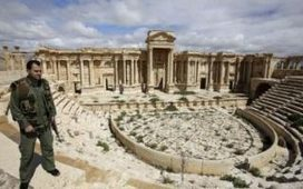 Exclusive: Under the Russians' noses, looters continue to plunder treasures of Palmyra | News in Conservation | Scoop.it
