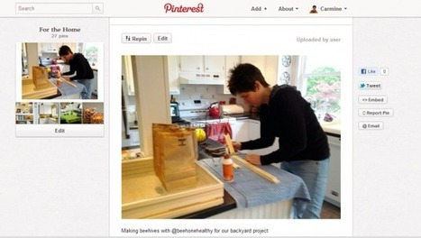 How to Schedule Tweets from Pinterest using Buffer App | Social Media Strategy by Carmine Media | Scoop.it