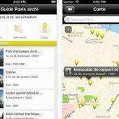 Paris Archi vous guide sur écrans | Base de données de données | Scoop.it