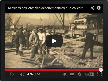 Les missions des archives, Archives départementales de Seine-Maritime | GenealoNet | Scoop.it