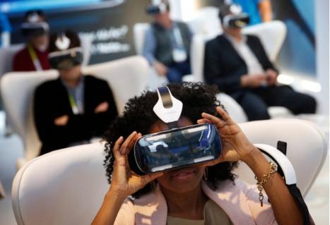 Fonk - Media: Associated Press past VR toe in nieuwsverslaggeving | ekokooistra | Scoop.it
