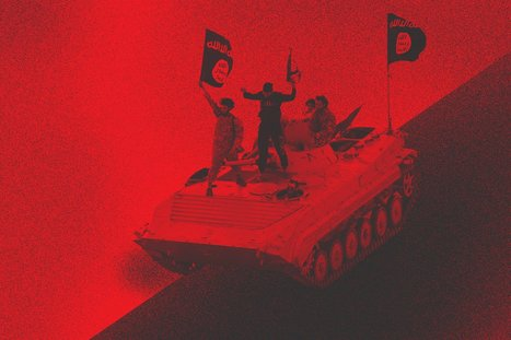 How ISIS Spread in the Middle East—and How to Stop It | OLHS AP Human Geography | Scoop.it
