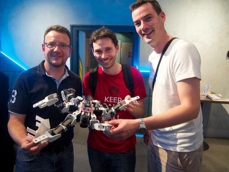 Apérobot, la robolution DiY autour d'un verre   Une nouvelle civilisation de Robots   Scoop.it