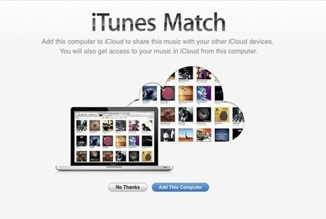 "Macworld: ""Is iTunes Match right for you?"" 