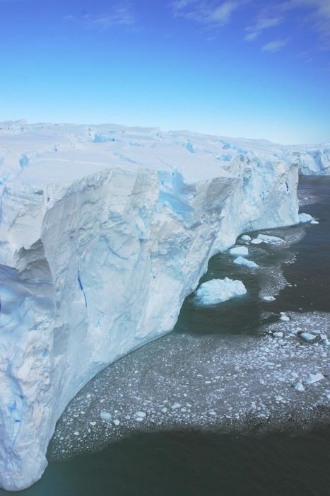 Antarctic ice safety band at risk | Sustain Our Earth | Scoop.it