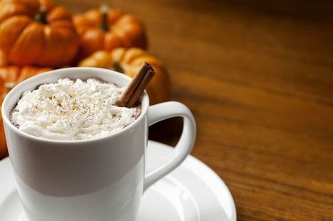 Pumpkin Spice: Get Your Fix Without Wrecking Your Waistline | Nutrition Today | Scoop.it