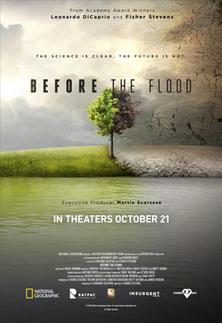 Séance de rattrapage : Before the flood (avant le déluge) de Leonardo DiCaprio - Magazine GoodPlanet Info | Sport21.fr | Scoop.it