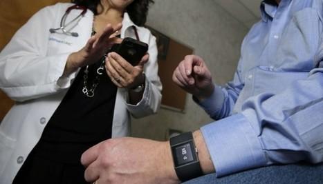 Objets connectés et santé : les données personnelles des patients naviguent. C'est risqué | Seniors | Scoop.it