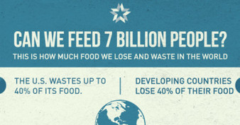 Can We Feed 7 Billion People? How Food We ... - Future Food Tech | Food Service Tech | Scoop.it