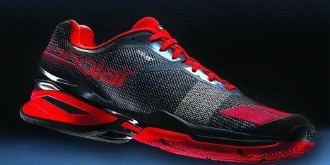 L'ambition de Babolat dans la chaussure innovante | Innovation @ Lyon | Scoop.it