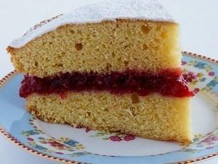 Sponge cake recipe | Health Recipes | Health recipe | Scoop.it