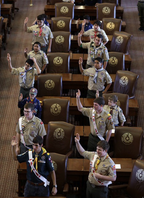 'Loyal And Obedient': Boy Scouts Must Evolve To Inspire New Generation | Boy Scouts Admitting Gays | Scoop.it