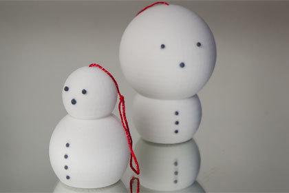 Meet Frstee, the snowman built from Twitter | Psychology of Consumer Behaviour | Scoop.it