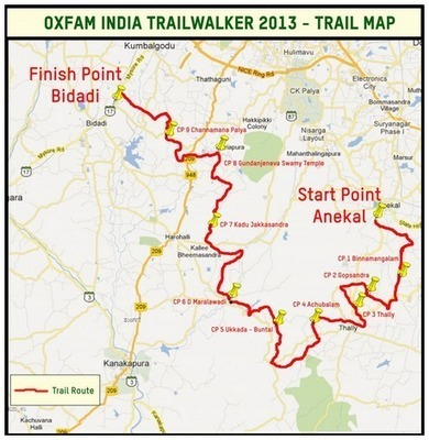 The Oxfam India Trailwalker Creates Buzz On Social Media | Business 2 Community | Digital-News on Scoop.it today | Scoop.it